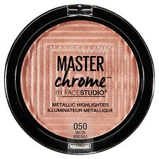 Maybelline MASTER CHROME METALLIC HIGHLIGHTER 050 Molten Rose Gold