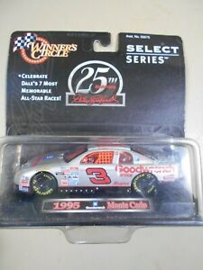 DALE EARNHARDT #3 Winner Circle 1995 Monte Carlo Goodwrench Select Series 1/43