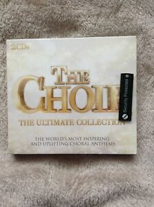 THE CHOIR THE ULTIMATE COLLECTION 2 CD SET (DIGIPACK) - NEW & SEALED