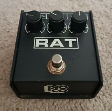 Proco Pro Co RAT 2 - LM308 - Boost / Overdrive / Distortion / Fuzz Pedal / RAT2