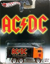 2013 Hot Wheels Pop Culture AC/DC Hiway Hauler Nastalgia ROCK Band Real Riders