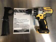 """Brand New DEWALT DCD996B Max XR 20V Li-Ion 1/2"""" Cordless Hammer Drill Tool Only"""