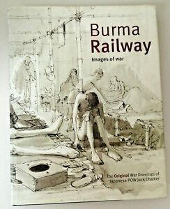 Burma Railway, Chalker, Jack,  Hardback