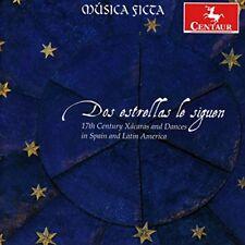 Musica Ficta - Machado: Dos Estrellas le Siguen [CD]