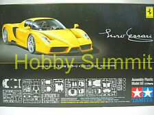 Tamiya 1/24   FERRARI ENZO  in  Yellow   Plastic Model Kit  MIB !!  # 24301