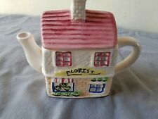 Teapot Cottage Miniature Florist