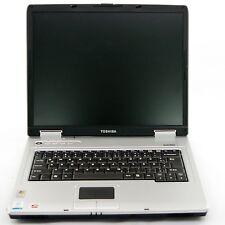 """Toshiba Satellite 15"""" Notebook - defekt, für Bastler/Ersatzteile *mit Rechnung*"""