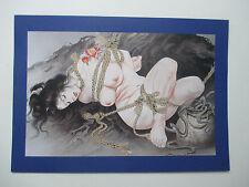 Esclave, Bondage, érotique du Japon-Art. nº: 001-c - DIN a4