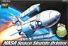 Academy #12707A 1/288 Plastic Model Kit Space Shuttle Orbiter (MCP)