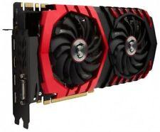 NEW MSI GeForce GTX 1080 GAMING X 8GB GDDR5X PCI-E Video Card DVI HDMI 3xDP