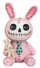 New Furrybones Furry Bones Bun-Bun Bunny Skull Skeleton Figurine Gift 7598