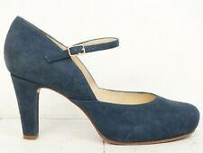 UNISA 💠 Damen Pumps Gr. 37 Blau Schuhe High Heels