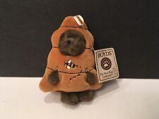 Boyds Bears Mini Peeker Ornament H C Beezley Rare, Retired
