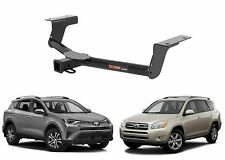 CURT 13149 Black Class 3 Trailer Hitch For 2006-2016 Toyota Rav-4 New Free Ship