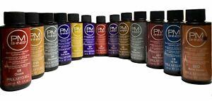 paul mitchell shine demi-permanent liquid hair color( choice yours)