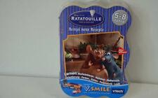 V.Smile vtech V-Tech VSmile Spiel - Ratatouille - Remys neue Rezepte