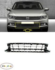 VOLKSWAGEN PASSAT B8 2015 - 2018 NEW FRONT BUMPER LOWER CENTER GRILLE GRILL