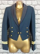 RAF/ATC NO. 5 MESS DRESS OFFICERS UNIFORM JACKET LADIES UK 8