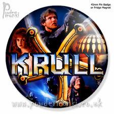 KRULL ~ Retro Movie Badge/Magnet [45mm]