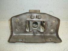 1966 66 FORD GALAXIE HOOD LATCH CATCH RELEASE HANDLE LEVER BRACKET PLATE