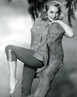 ACTRESS JANET LEIGH - 8X10 PUBLICITY PHOTO (FB-894)