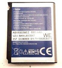 Samsung AB653039EZ SGH-U900 Trance SGH-U490 Cellphone Battery 880mAh