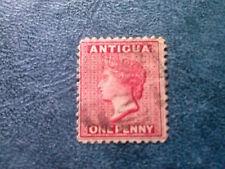 Antigua  SC#3 Queen Victoria