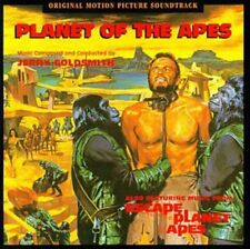 Various Artists, Jer - Planet of the Apes (Original Soundtrack) [New Cd]