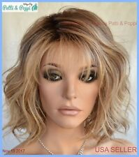 Editors Pick by Raquel Welch Wig LACE FRONT MONOTOP RL12/22SS AUTHENTIC