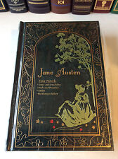 Jane Austen : Four Novels  -  leather-bound - Fine - ships in a box