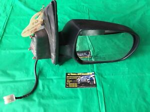 01 02 03 04 05 06 07 Ford Escape Passenger Right Door Mirror Power Non-Heat OEM