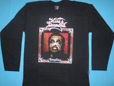 King Diamond - Conspiracy T-shirt Long Sleeve size L