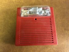 Wheelock As 2415w Red Fire Alarm Horn Strobe