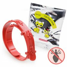 Pet Collar Anti Flea Lice Dog Cat Puppy Outdoor Insects Killer Adjustable Strap