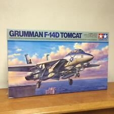 Tamiya Models #61118 1/48 F-14D Tomcat US Navy Jet Fighter Kits