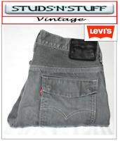 """VINTAGE LEVIS 527'S BOOTCUT JEANS  W32"""" L30"""" APROX SIZE UK 12  (T402)"""