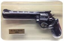 REVOLVER TAURUS 1999 mIniatura plomo armas de fuego