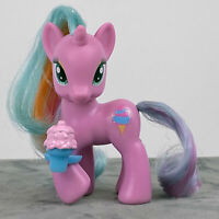 "My Little Pony MLP FIM G4 3"" Brushable Sweetie Swirl Pony Wedding"