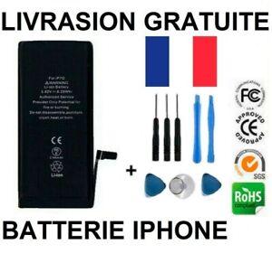 BATTERIE BATTERY INTERNE  NEUVE FOR IPHONE 4 5 5S SE 6 6S 7 8 PLUS X XR XS 11 12