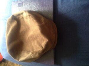 Baby Gap Brown Corduroy Flat Hat sz. Toddler 4-5 yrs