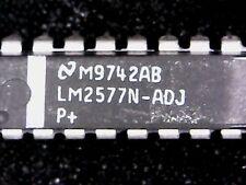 LM2577N-ADJ IC  Original National Semiconductor 16Pin Dip NOS (C12B3)........