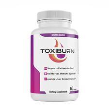 Toxiburn Max Weight Loss Pills Advanced Diet Supplements Loss Keto Burn Capsules