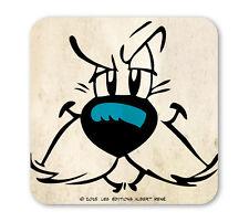 LOGOSHIRT - Comics - Asterix - Hund - Idefix - Gesicht - Untersetzer - Coaster