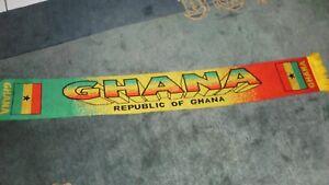 SCHÖNER EMAILIERTER PIN GHANA-NEUWARE!!!