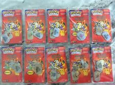 Pokémon Vintage Limited Edition Collectible Dog Tags - Complete Set Of Edition 2