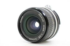 【 EXC+++++ 】 NIKON Ai Nikkor 24mm f/2.8 Wide Angle MF Ai Lens From JAPAN