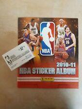 PANINI NBA 2010/11 - SET COMPLETO SENZA ALBUM...