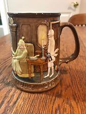 Royal Doulton Beswick Stein Tankard Mug Christmas Carol 1974 Limited Edition