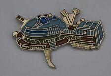 Thunderbirds - Thunderbird 5 - Quality Enamel Pin Badge
