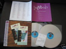 Genesis Live Way We Walk Japan DBL Laserdisc with OBI Phill Collins Laser LD